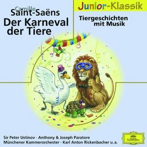 CD Karneval der Tiere di Camille Saint-Saëns