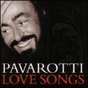 Love Songs - CD Audio di Luciano Pavarotti