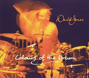 CD Colours of the Drum di David Jones
