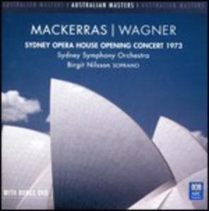 CD Sydney Opera House Opening Concert 1973 di Richard Wagner