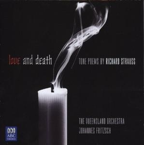 CD Love and Death di Richard Strauss