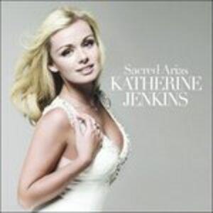 CD Sacred Arias di Katherine Jenkins