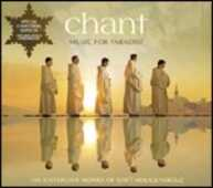 CD Chant. Music for Paradise Cistercian Monks of Stift Heiligenkreuz