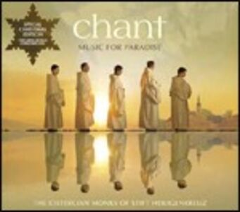 CD Chant. Music for Paradise di Cistercian Monks of Stift Heiligenkreuz