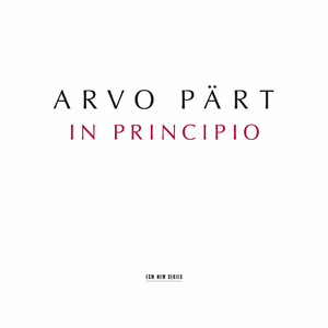 CD In Principio di Arvo Pärt