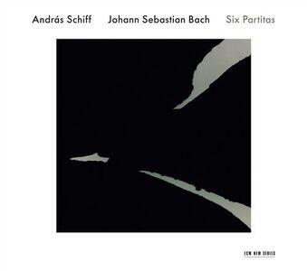 CD Partite BWV825, BWV826, BWV827, BWV828, BWV829, BWV830 di Johann Sebastian Bach