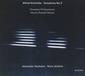 CD Sinfonia n.9 di Alfred Schnittke
