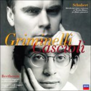 CD Musiche per flauto e pianoforte Ludwig van Beethoven , Franz Schubert