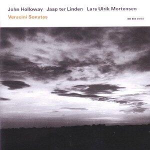 Sonate per violino e basso continuo - CD Audio di Francesco Maria Veracini,John Holloway,Jaap ter Linden,Lars Ulrik Mortensen