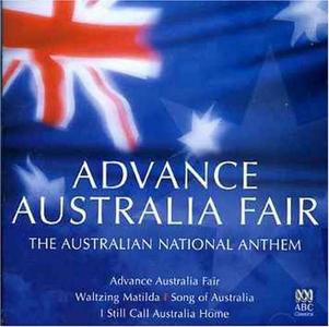 CD Advance Australia Fair