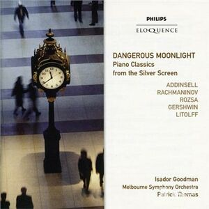 Foto Cover di Dangerous Moonlight, CD di  prodotto da Eloquence