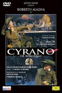 Franco Alfano. Cyrano de Bergerac - DVD