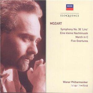 CD Sinfonia n.36 di Wolfgang Amadeus Mozart