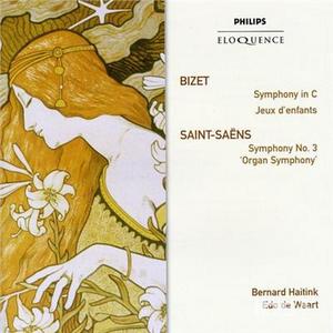 CD Symphony in C di Georges Bizet