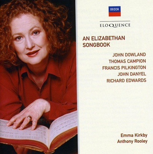 CD An Elizabethian Songbook