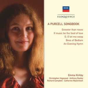 CD A Purcell Songbook di Henry Purcell