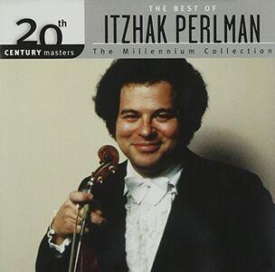 Foto Cover di 20th Century Masters, CD di Itzhak Perlman, prodotto da Hip-O