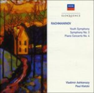 CD Sinfonia N.3 di Sergei Vasilevich Rachmaninov