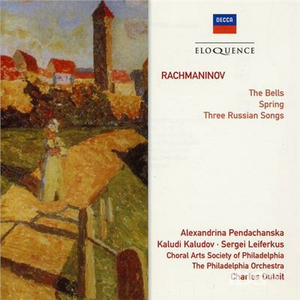 CD Bells - Spring di Sergei Vasilevich Rachmaninov