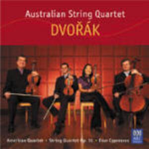 CD American Quartet - di Antonin Dvorak