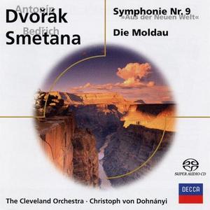 CD Sinfonie Nr. 9 - die Moldau di Antonin Dvorak
