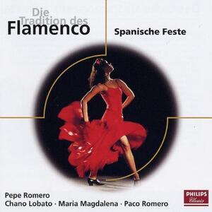 La Tradizione Del Flamenco - CD Audio