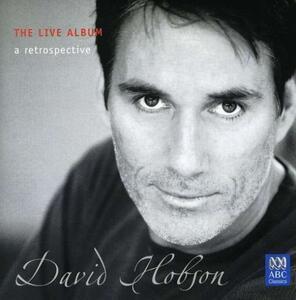 Live Album - CD Audio di David Hobson