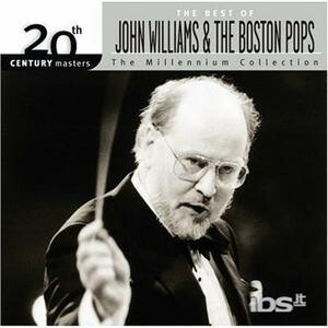 20th Century Masters - CD Audio di John Williams