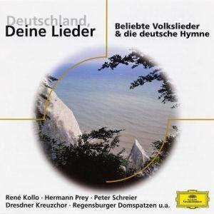 Foto Cover di Deutschland Deine Lieder, CD di  prodotto da Deutsche Grammophon