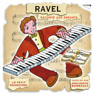 CD Le Petit Menestrel di Maurice Ravel