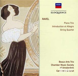Musica da Camera - CD Audio di Maurice Ravel