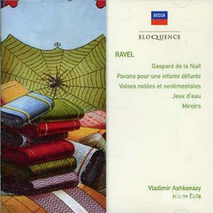 CD Piano Works di Maurice Ravel