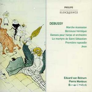 CD Musica orchestrale di Claude Debussy