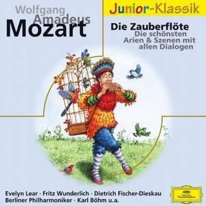 Die Zauberflote - CD Audio di Wolfgang Amadeus Mozart