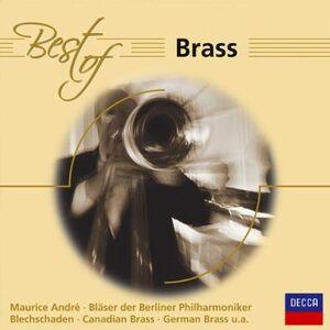 CD Best of Brass
