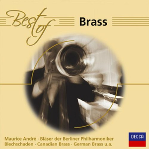 CD Best of Brass