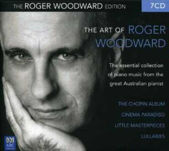 CD Art of Roger Woodward di Roger Woodward