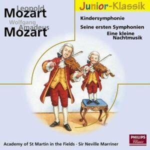 CD Kindersinfonie - Seine Erst