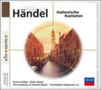 CD Cantate italiane di Georg Friedrich Händel