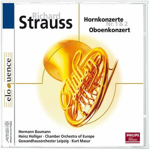 Foto Cover di Hornkonzerte - Oboenkonzert, CD di Richard Strauss, prodotto da Philips