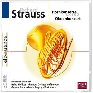 CD Hornkonzerte - Oboenkonzert di Richard Strauss