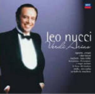 CD Verdi Arias di Giuseppe Verdi