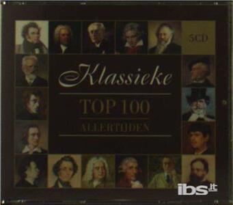 Klassieke Top 100 Aller - CD Audio