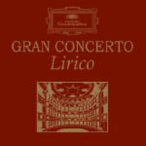 Gran Concerto Lirico - CD Audio