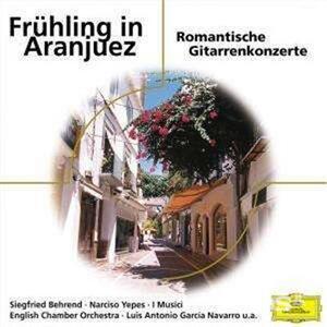Fruehling in Aranjuez - CD Audio
