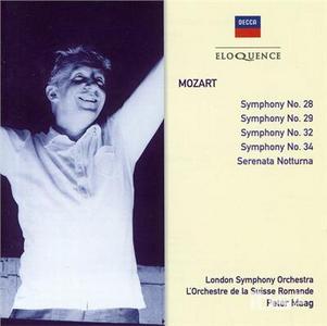 CD Mozart. Symphonies No. 28, di Wolfgang Amadeus Mozart