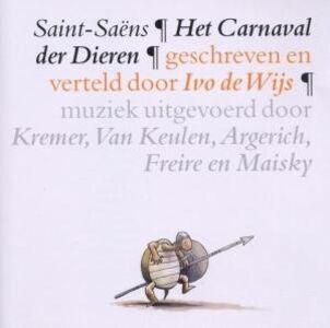 CD Het Carnaval der Dieren di Camille Saint-Saëns
