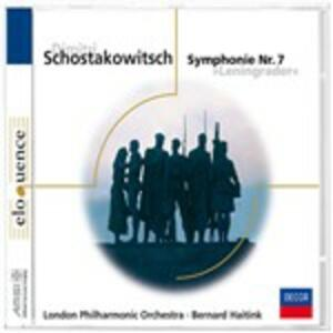 Sinfonia n.7 - CD Audio di Dmitri Shostakovich