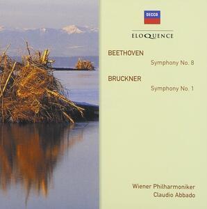 Beethoven. Symphony - CD Audio di Ludwig van Beethoven,Claudio Abbado