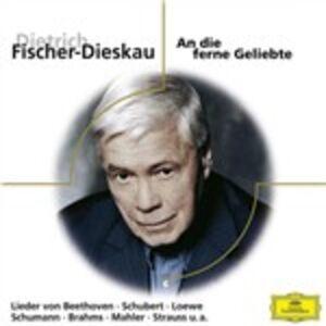 Foto Cover di An die Ferne Geliebte, CD di Dietrich Fischer-Dieskau, prodotto da Eloquence